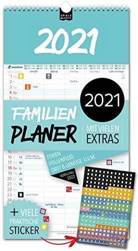 Pollen Kalender 2021